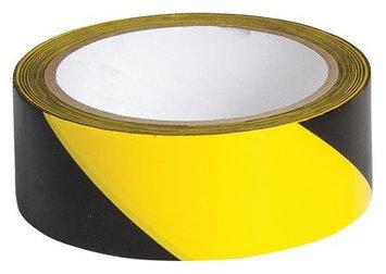 BRADY 55301 Warning Tape, Roll,1-1/2In W,54 ft. L