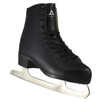 American Athletic Shoe Co Men's American Tricot Lined Figure Skate - Black (8)