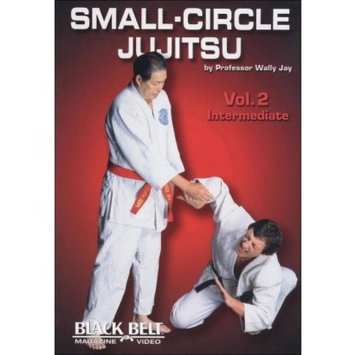 Small-Circle Jujitsu, Vol. 2: Intermediate by Wally Jay