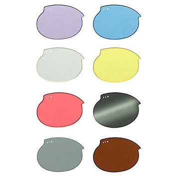 Doggles ILS Replacement Lens, Medium, Hot Pink