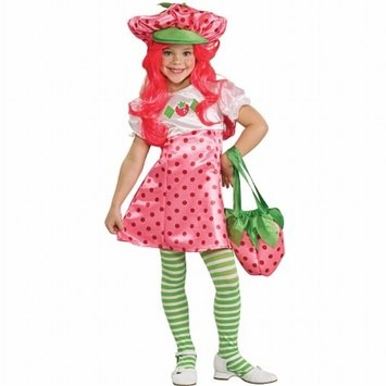 Rubies Costumes Deluxe Strawberry Shortcake Costume