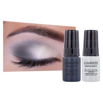 Luminess Airbrush Eyeshadow Duo - Smokey