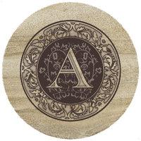 ThirtyStone Coasters Monogram A Trivet