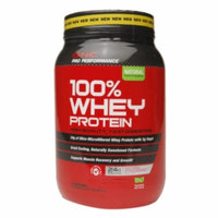 Gnc GNC Pro Performance 100% Whey Protein, Natural Strawberry, 2.27 lb