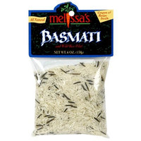 Melissa's Basmati Rice, 6-Ounce Bags (Pack of 12)