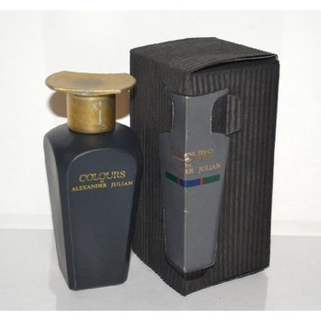 COLOURS by Alexander Julian for MEN: AFTERSHAVE 3.4 OZ