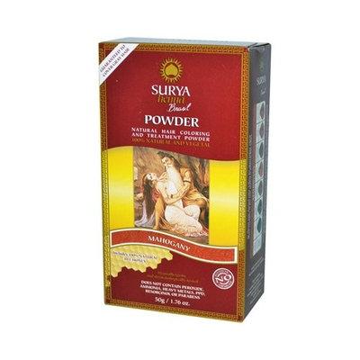 Surya - HENNA MAHOGANY POWDER - 1.76 OZ