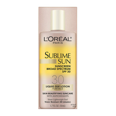 L'Oréal Paris Sublime Sun Advanced Sunscreen Lotion SPF 30
