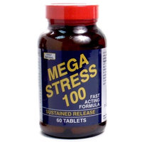 Ony Natural Only Natural Mega Stress, 60-Count