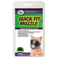 Four paws Medium Ouick Fit Cat Muzzle