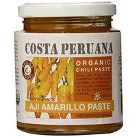 Zocalo Gourmet Zócalo Peru Aji Amarillo Paste Organic, 8 Ounce