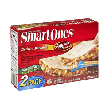 Smart Ones Anytime Selections Chicken Quesadilla