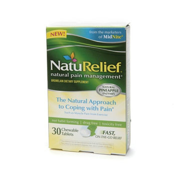 NatuRelief Natural Pain Management