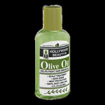 Hollywood Beauty Olive Oil Hair Treatment