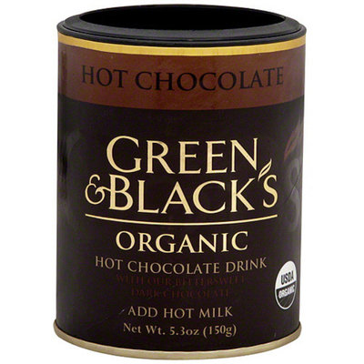 Green & Black's Organic Bittersweet Dark Hot Cocoa Mix