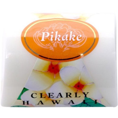 Maui Tropical Soaps Clearly Hawaiian Glycerin Soap Pikake, 5-Ounce (Pack of 3)