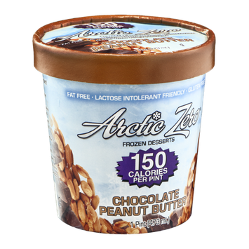Arctic Zero Frozen Dessert Chocolate Peanut Butter