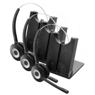 Jabra PRO 935 MS Dual Connectivity (3-Pack) Mono Wireless Headset