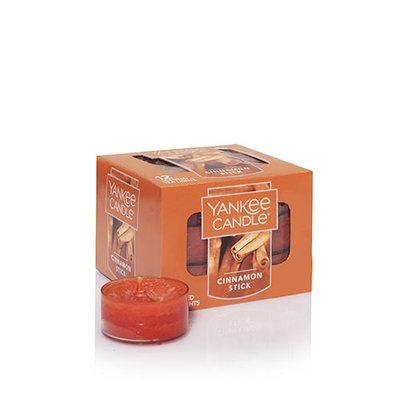 Cinnamon Stick - Yankee Candle Box of 12 Tea Lights