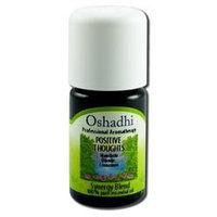 Oshadhi - Synergy Blend, Positive Thoughts, 10 ml