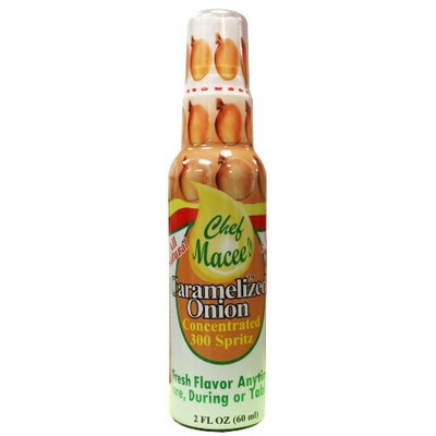 Chef Macee's Caramelized Onion Spritz, 2-Ounce Packages (Pack of 3)