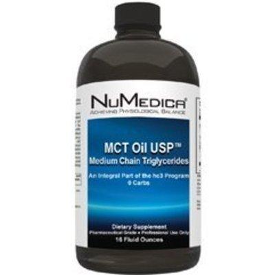 Numedica MCT Oil USP 16 Ounces (Medium)