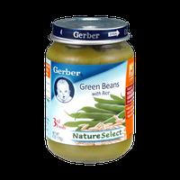 Gerber® Nature Select 3rd Foods Green Beans