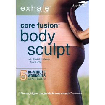 Acorn Media Exhale: Core Fusion Body Sculpt - Widescreen - DVD