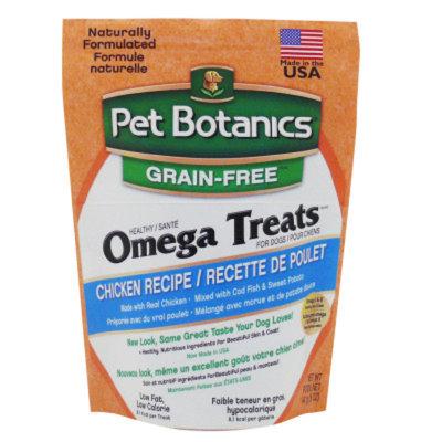 Pet BotanicsA Omega Treats Grain Free Dog Treat