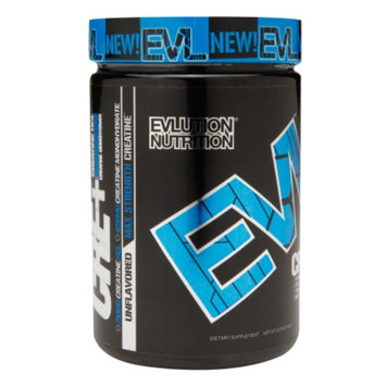 Evlution Nutrition CRE+ Creatine HCL, Unflavored, 10.8 oz