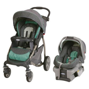 Graco Stylus Classic Connect LX Travel System - Winslet