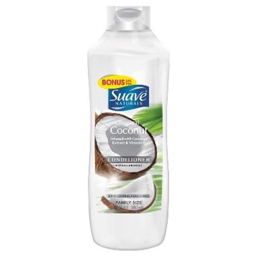 Suave Essentials Tropical Coconut Conditioner 30 oz