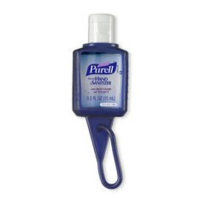Gojo Portable Size Hand Sanitizer Jelly Wrap, Bulk, 48/.5 oz Bottles