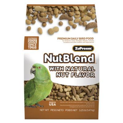 ZuPreem NutBlend Bird Food