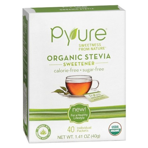 Pyure stevia review