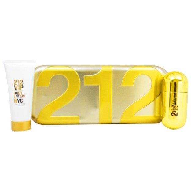 Carolina Herrera 212 VIP Gift Set for Women, 2 Piece, 1 set