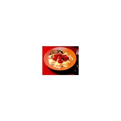 PastaCheese Fresh Medium Square Five Cheese Ravioli, 24 count, 14 oz (Pack of 2)