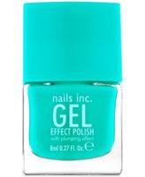 Nails.inc nails inc. Soho Place gel effect