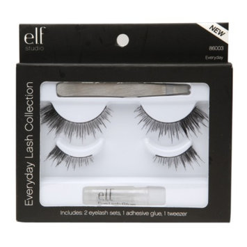 e.l.f. Everyday Lash Collection, 1 set
