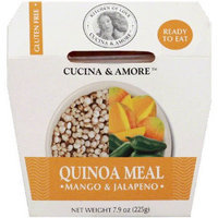 Cucina Antica Kitchen of Love Cucina & Amore Mango & Jalapeno Quinoa Meal, 7.9 oz, (Pack of 10)