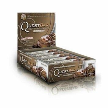 Quest Nutrition Bar Cinnamon Roll Case of 12 2.12 oz