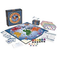 Passport to Culture Board Game Ages 10+