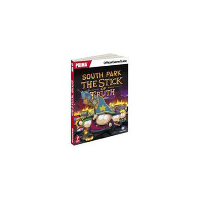 Prima Publishing South Park The Stick of Truth Official Strategy Guide