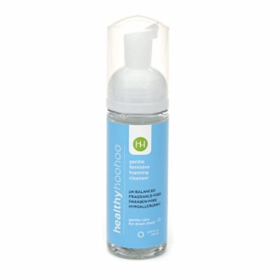 healthy hoohoo Gentle Feminine Foaming Cleanser