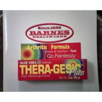 Thera-gesic Thera Gesic Pain Relief Creme, 3 oz
