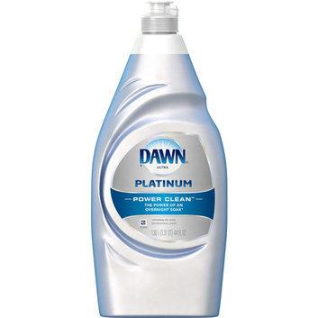 Dawn Platinum Power Clean Refreshing Dishwashing Liquid Rain Scent