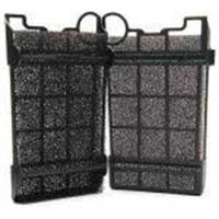 Tetra Usa Inc Tetra 25992 Whisper 10 Bio Foam Grid Replacement Kit for Aquarium Filter