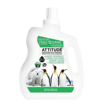 Attitude 2 in 1 Laundry Detergent