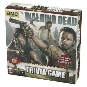 Cardinal Industries, Inc. Walking Dead Trivia Game