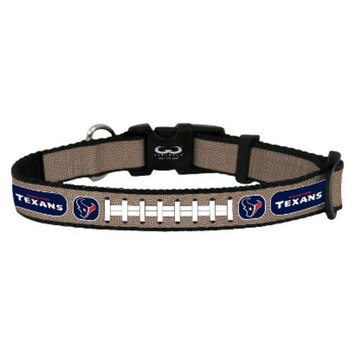 GameWear Houston Texans Reflective Small Football Collar